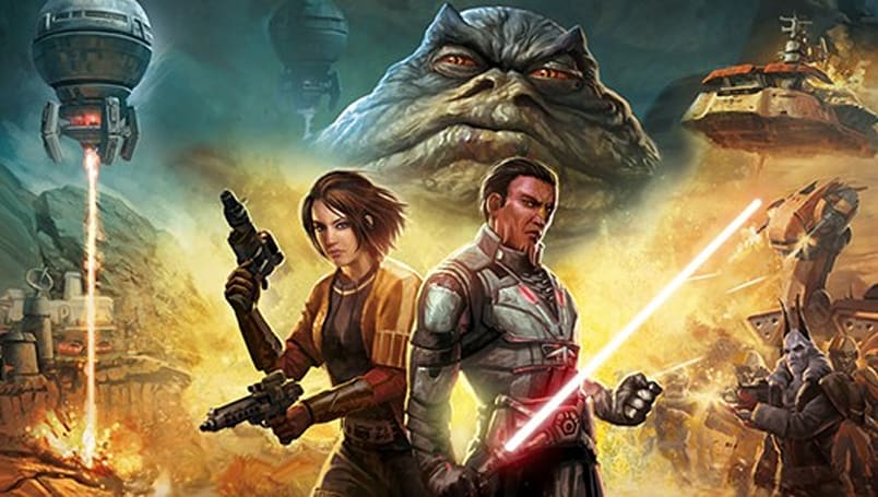 SWTOR subscribers to receive Rise of the Hutt Cartel free
