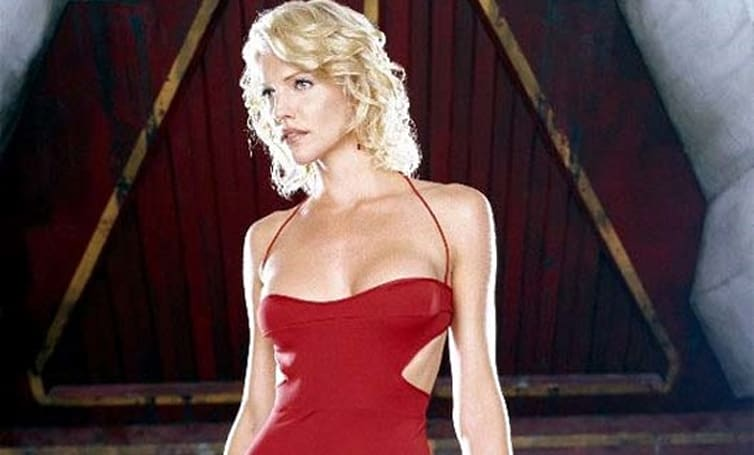 BSG's Tricia Helfer to play 'Dare' in Halo 3: ODST