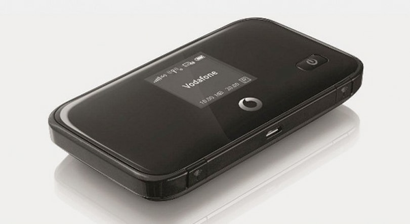 Vodafone launches a 4G mobile hotspot, suffers from premature dispensation