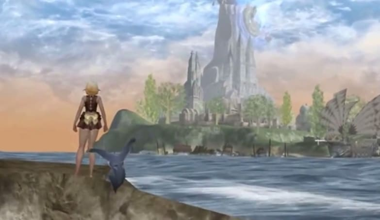 Check out Lineage II's newest race, the Ertheia