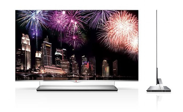 LG 55-inch OLED TV available for pre-order in Korea this week, ready to ship next month