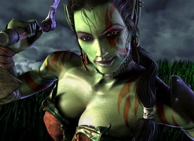 Know Your Lore: Garona Halforcen