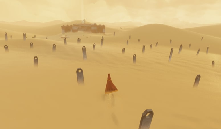 Sony kicks off 'Makers & Gamers' docu-series with 'Journey'
