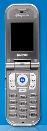 Disney Mobile gets new Pantech handset