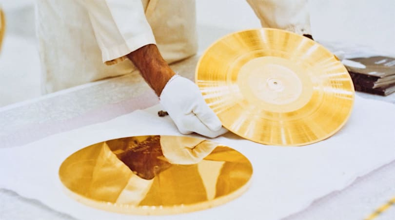 Earthlings get a chance to own NASA's Golden Records