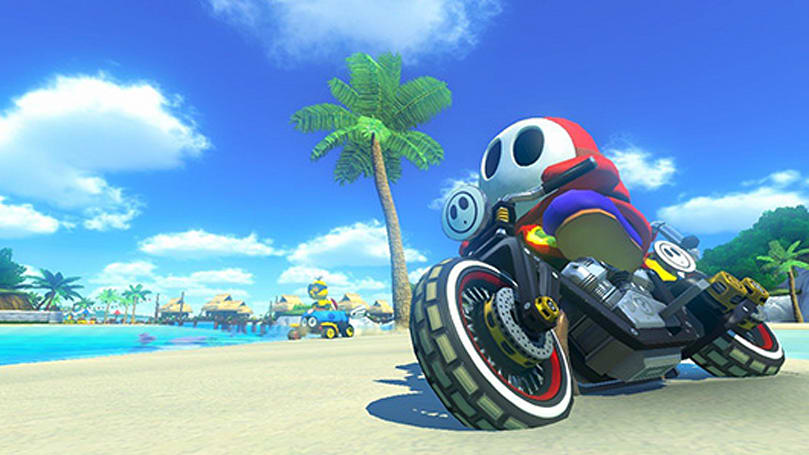 Hackers break Mario Kart 8, vow to not aid cheaters