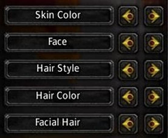 Blizzard needs to steal character customization Ideas from other MMORPGs