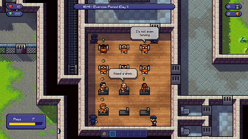 The Escapists cracks open Xbox One next month