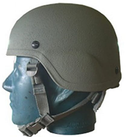 Sensor-laden helmets could measure shock from explosions
