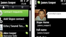 Skype officially ready for Symbian Belle FP1 and FP2 devices