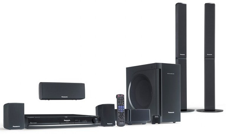 Panasonic intros a pair of new DVD theater in a box solutions