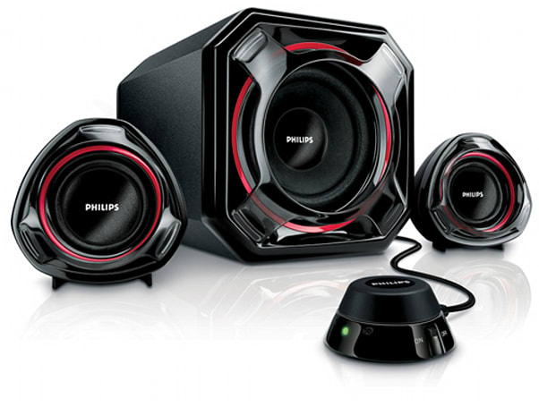 Philips underwhelms with lackluster iPod / iPhone accessory line