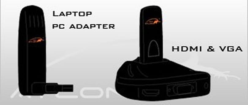 Atlona teams with Wisair for wireless USB to HDMI adapter