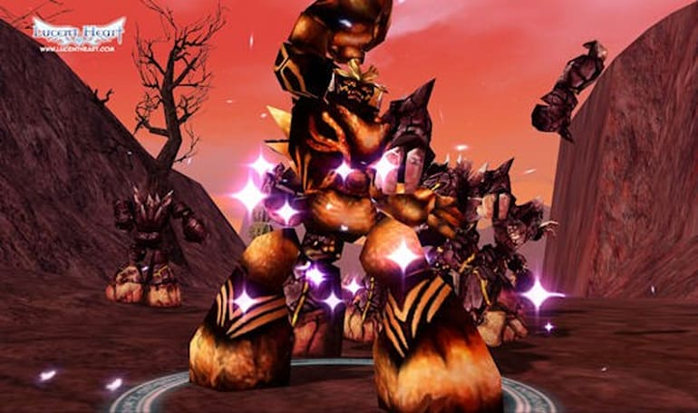 Exclusive: Lucent Heart's Scaena zones and bosses