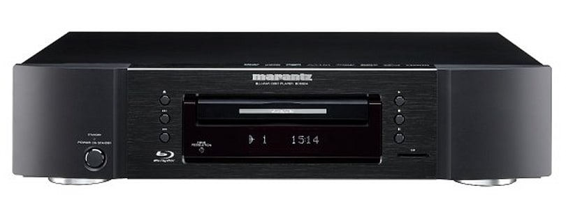 Marantz preps BD5004, BD7004 Blu-ray players, NR1501 amplifier for launch
