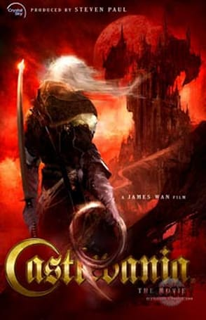 Comic-Con 2009: James Wan whipping up Castlevania film