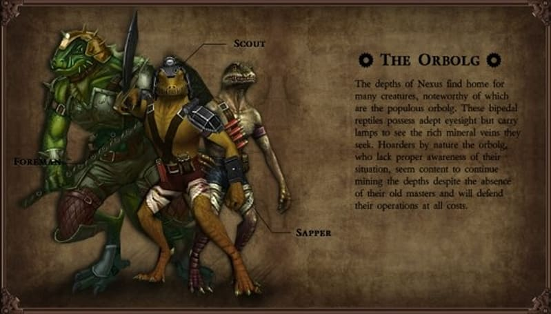 City of Steam's bestiary gives pre-launch advantage