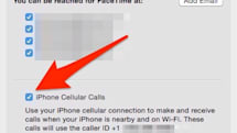 How to disable iPhone cellular calls on iPad and Mac