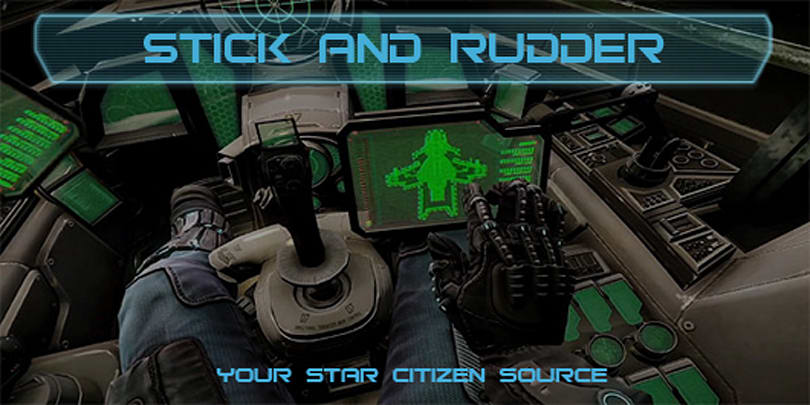 Stick and Rudder: Star Citizen and The Phantom Menace