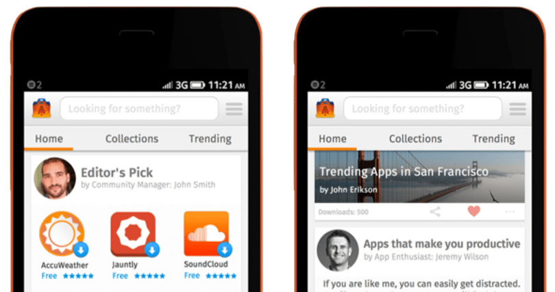 Mozilla aims to socialize app shopping with Marketplace for Firefox OS (video)