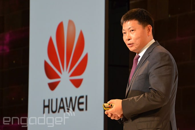 Huawei boss says Tizen has 'no chance' of success