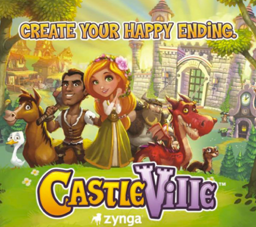 Sorry farmers, but your cow is in another CastleVille (or: Zynga announces CastleVille for Facebook)