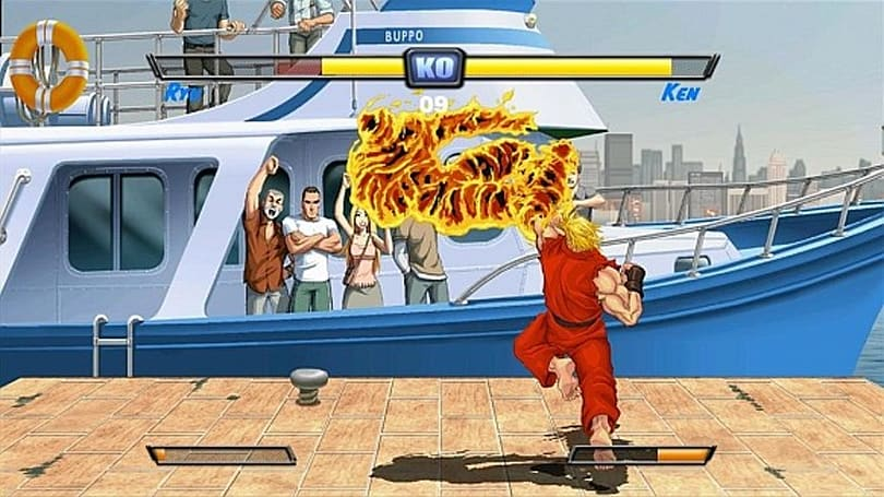 Super Street Fighter II Turbo HD Remix patch on the way