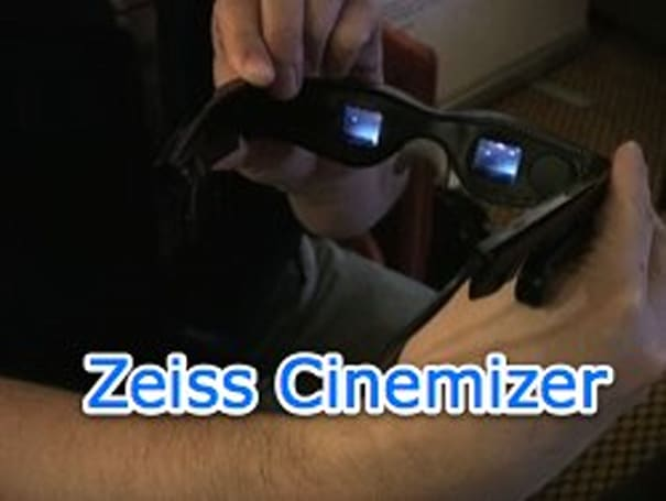 EXCLUSIVE: TUAW Hands-on with the Zeiss Cinemizer, 3D goggles for your iPod