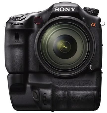 Sony's A77 continues to tease, brings A65 and NEX-7 along for the ride