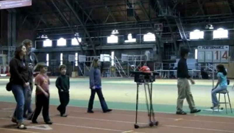 Cornell's Ranger robot walks 40.5 miles on a single charge, doesn't even break a sweat (video)