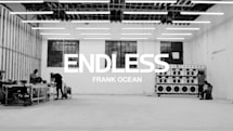 Frank Ocean's new visual album is live on Apple Music