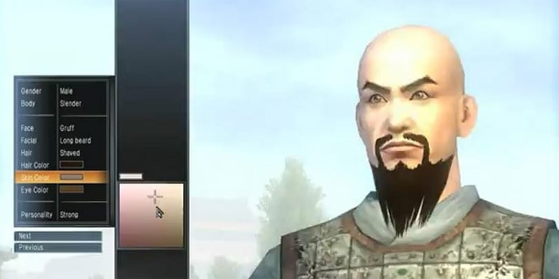 Exclusive: Dynasty Warriors Online shows off new screens and customization video