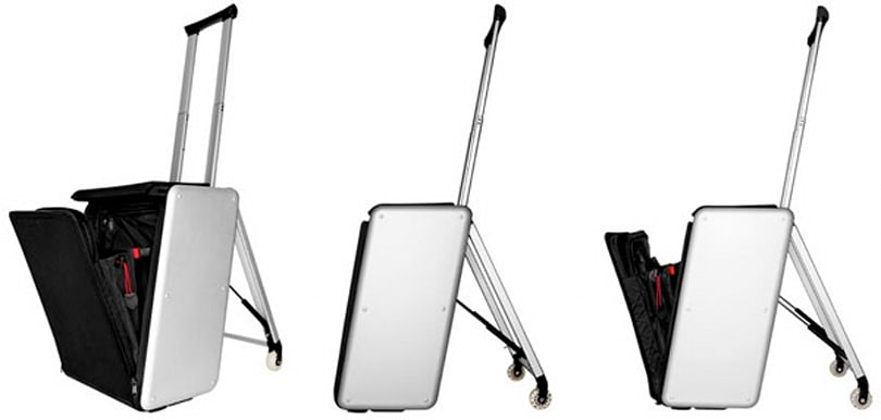TravelTeq's 'The Trip Sound' luggage boasts integrated speaker, USB charging port