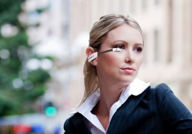 Vuzix Smart Glasses M100 to battle Google Glass for Android eyewear supremacy