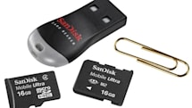 SanDisk shipping Mobile Ultra 16GB microSDHC / M2 cards
