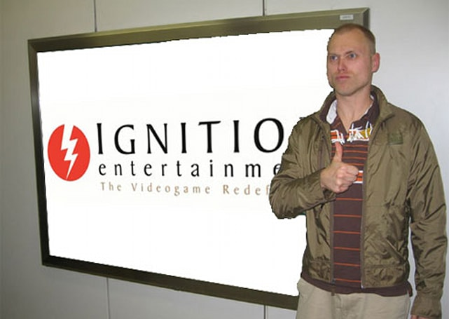 1UP's Shane Bettenhausen heads to Ignition Entertainment [updated]