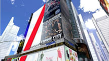Walgreens to erect largest sign in Times Square, use just 12 million LEDs