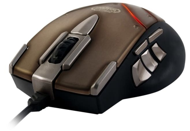 SteelSeries celebrating Cataclysm with new WoW MMO gaming mouse
