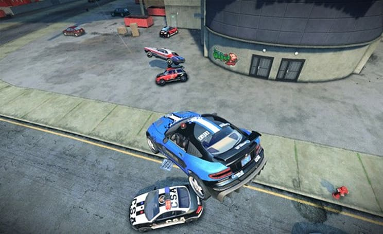 GDC 2011: GamersFirst on resurrecting San Paro with APB Reloaded