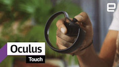 Oculus' Touch controllers are well worth the wait