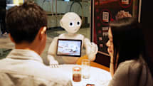 Pepper the robot gets a job at Pizza Hut