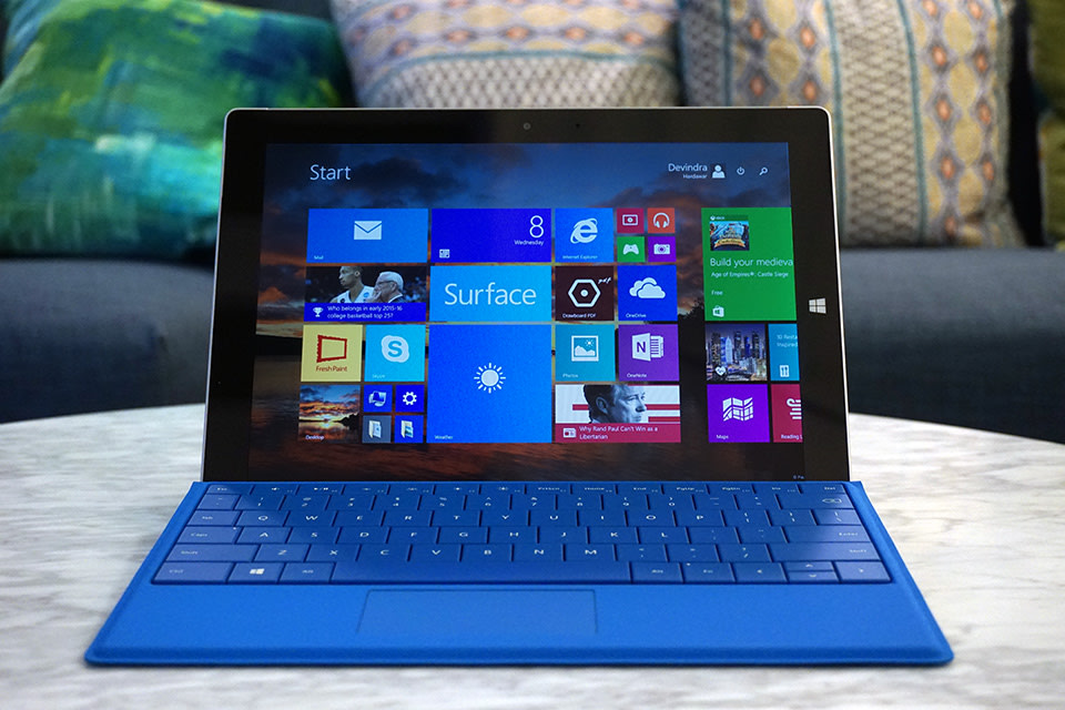 surface 3 review finally a cheap surface you 39 d actually want. Black Bedroom Furniture Sets. Home Design Ideas