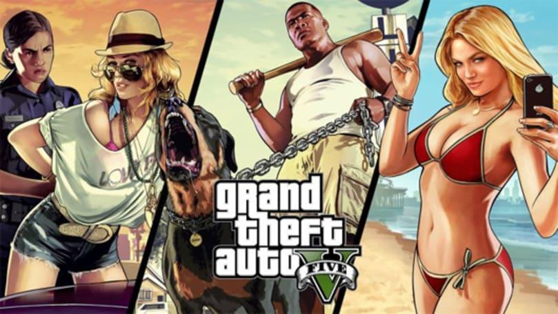 Carjackings overthrow duty as GTA5 takes top spot on Xbox Live