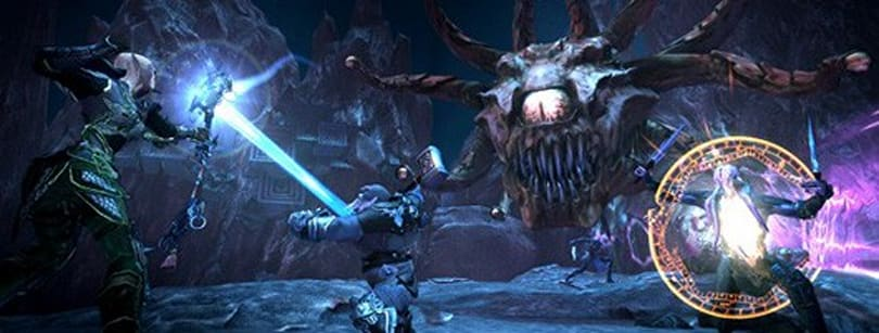 New Neverwinter video takes you to the Whispering Caverns
