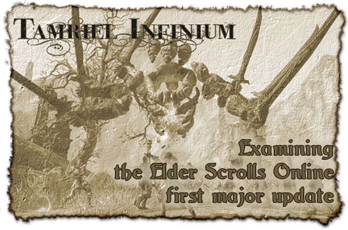 Tamriel Infinium: Examining Elder Scrolls Online's first major update