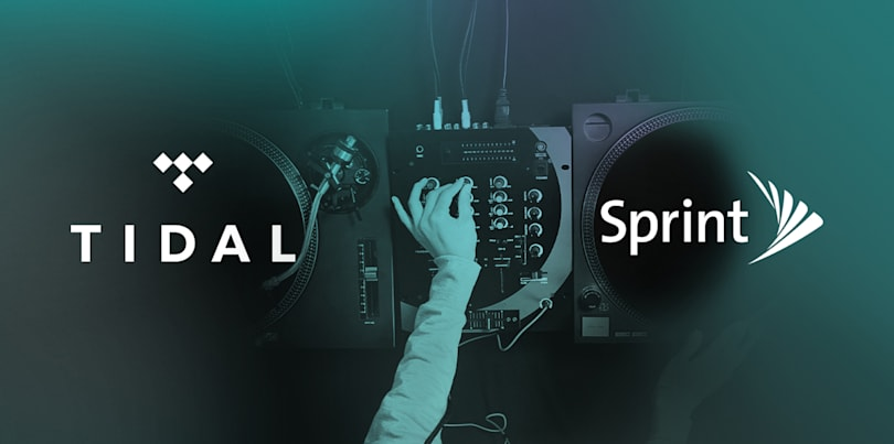 Sprint buys a 33 percent stake in Tidal's music service (updated)