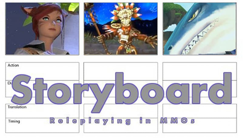 Storyboard: Happening before it's even happened