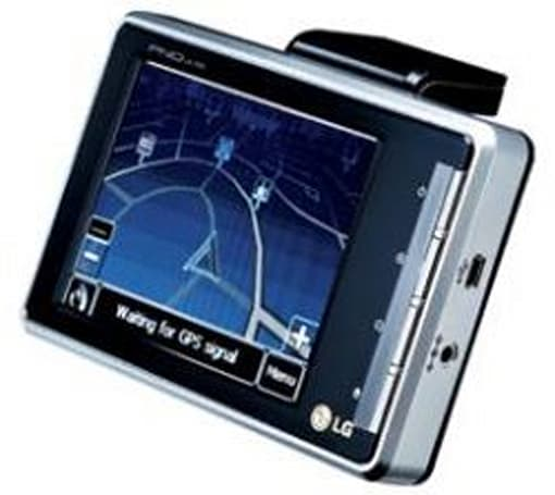 LG intros LN710 in-car nav system for Europe