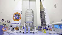 Orbital rocket ready to launch its biggest ISS cargo ever