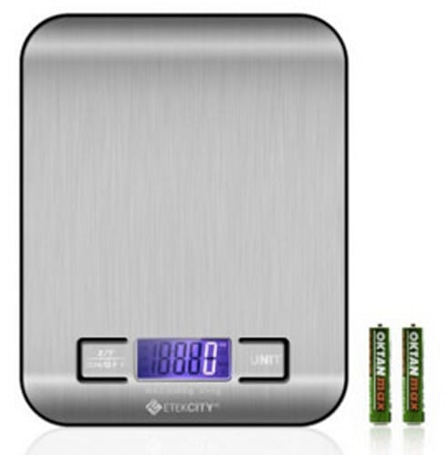 Digital Multifunction Food Kitchen Scale